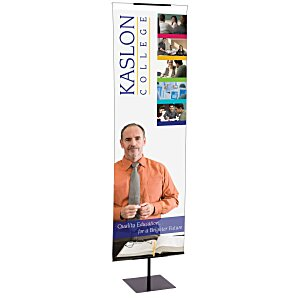 Exhibitor Series 720 Adjustable Banner Display Main Image
