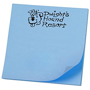 "Post-it® Notes - 3"" x 2-3/4"" - 25 Sheet - Colors - Recycled Main Image"