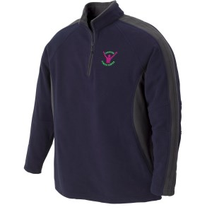 Recycled Polyester Half Zip Fleece - Men's Main Image