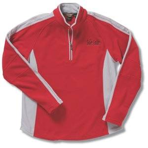 Recycled Polyester Half Zip Fleece - Ladies' Main Image
