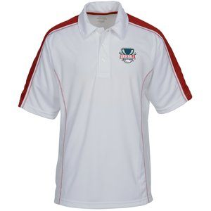 Performance Pique Colorblock Polo - Men's Main Image