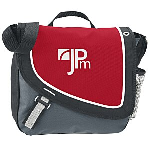 A Step Ahead Messenger Bag - 24 hr Main Image