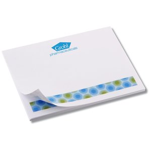 Post-it® Notes - 3x4 - Exclusive - Burst - 25 Sheet Main Image
