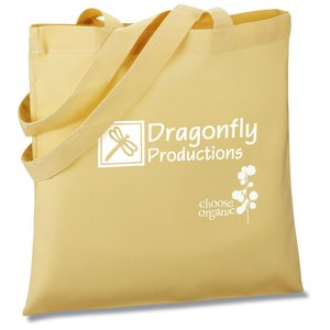 Eco Design Organic Colored Cotton Tote