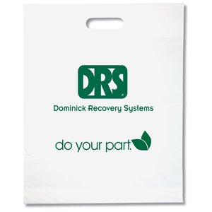"Eco Design Die Cut Bag - 15"" x 12"" Main Image"