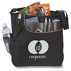 Transpire Deluxe Business Tote Main Image