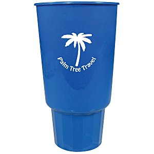 Car Cup - 32 oz. - Standard Colors