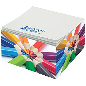 Post-it® Notes Cubes - 285 Sheets - Education2 Main Image