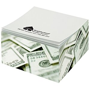 Post-it® Notes Cubes - 285 Sheets - Financial Main Image
