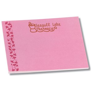 Bic Sticky Note - Designer - 3x4 - Organic - 50 Sheet