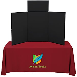 Fold N Go Tabletop Display Kit – 6' - Blank Main Image