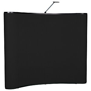 Standard Curved Tabletop Display - 6' - Blank
