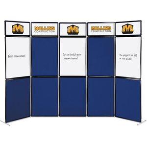 Show 'N' Fold Floor Display - 10' - Header