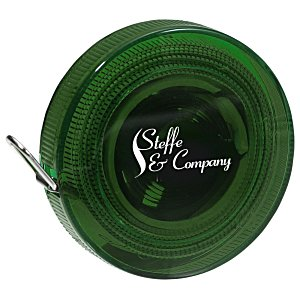 Deluxe Fabric Tape Measure - Translucent - 24 hr Main Image
