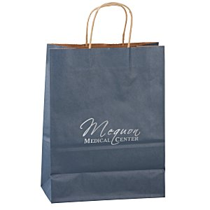"Matte Shopping Bag – 13"" x 10"" Main Image"