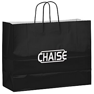 "Gloss Shopping Bag - 12"" H x 16"""