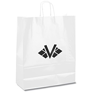 "Gloss Shopping Bag – 19-1/4"" H x 16"""