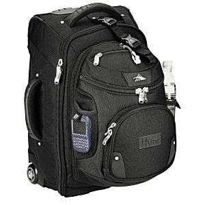 High Sierra Wheeled Carry-On w/DayPack Main Image