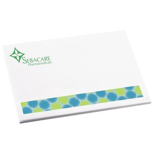 Post-it® Notes - 3x4 - Exclusive -Burst  50 Sheet  Summer Ed