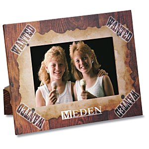 Paper Photo Frame - Wanted Main Image