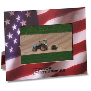 Paper Photo Frame - 4th of July Main Image