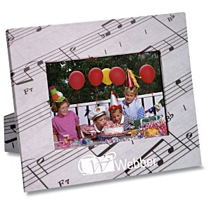 Paper Photo Frame - Music Main Image
