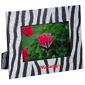 Paper Photo Frame - Zebra Main Image