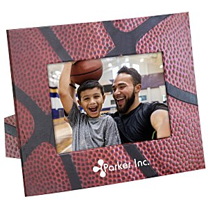 Paper Photo Frame - Basketball