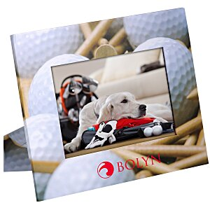 Paper Photo Frame - Golf