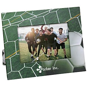 Paper Photo Frame - Soccer Main Image