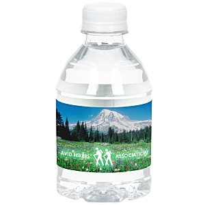 Bottled Water - 8 oz. Main Image