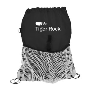 Mesh Pocket Drawcord Sportpack Main Image