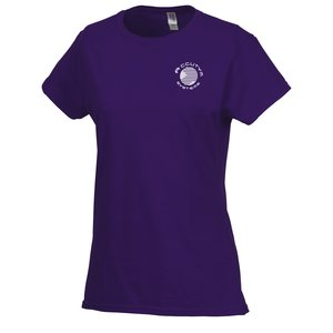 Gildan SoftStyle T-Shirt - Ladies' - Screen - Colors