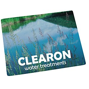 Microfiber Laptop Mouse Pad/Cleaning Cloth Main Image