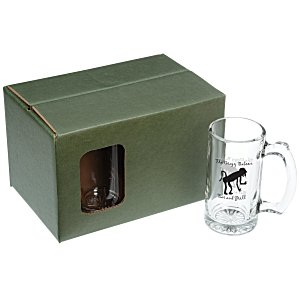 Beer Stein Set - 12 oz. - Colored Box Main Image