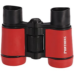Sports Rubber Binoculars Main Image