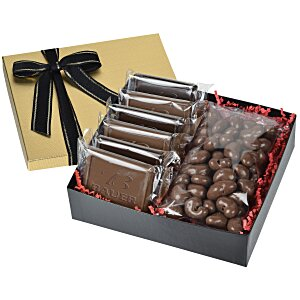 Premium Confection with Cookies - Milk Chocolate Cashews Main Image