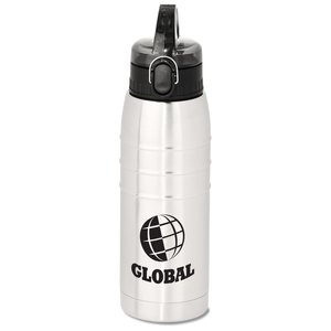 Stainless Steel Sport Bottle - 24 oz. Main Image