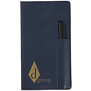 Monthly Pocket Planner with Pen - Opaque - Academic Main Image