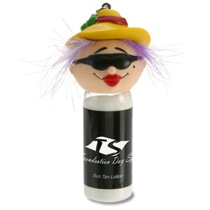 Goofy Head Sun Lotion - Beach Lady Main Image