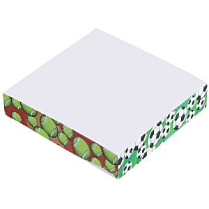 "Post-it® Notes Thin Cubes - 2-3/4"" x 2-3/4"" x 1/2"" Main Image"