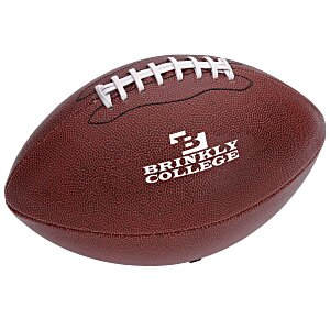 Full Size Synthetic Leather Football Main Image