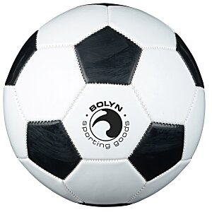 Full Size Synthetic Leather Soccer Ball Main Image