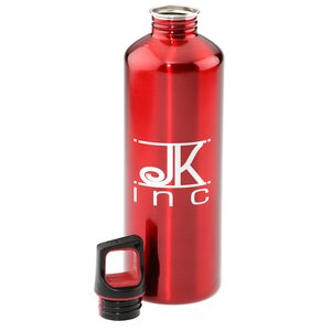 h2go Classic Stainless Steel Sport Bottle - 24 oz. Main Image