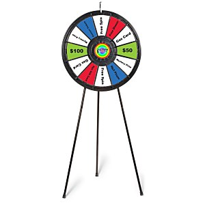 Prize Wheel with Soft Carry Case Main Image