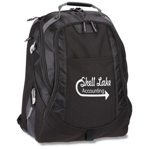 Life in Motion TSA Laptop Backpack