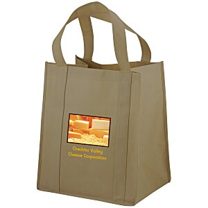 "Big Thunder Tote - 15"" x 13"" - Full Color Main Image"