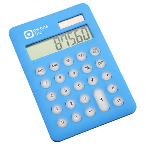 New Edge 8-Digit Calculator
