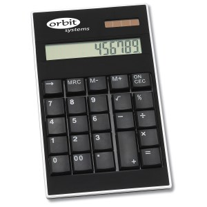 Key Board 12-Digit Calculator Main Image