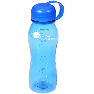 Sport Wave Tritan Bottle - 18 oz. Main Image